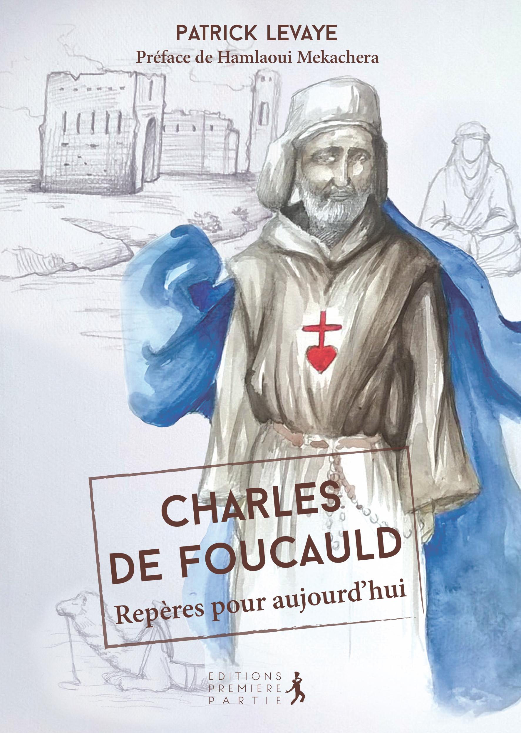 couverture Charles de Foucauld